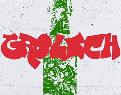 SOCIAL MEDIA | ART INTERVENTIONS | Grolsch Panamá