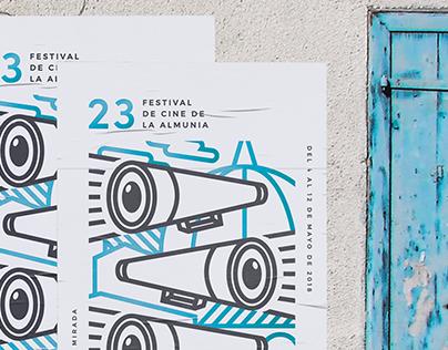 XXIII Festival de Cine de la Almunia