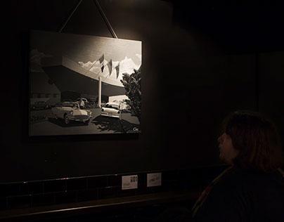 Mile 98 exhibit