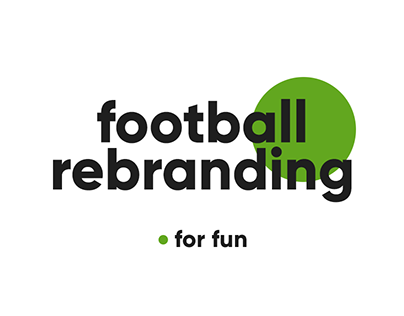 Football Rebranding