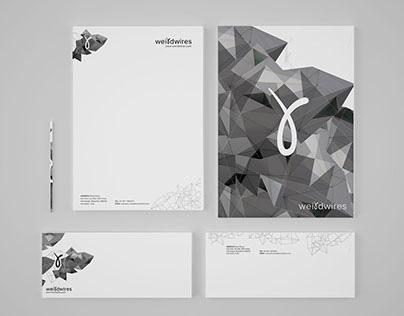 Weirdwires - Brand Identity