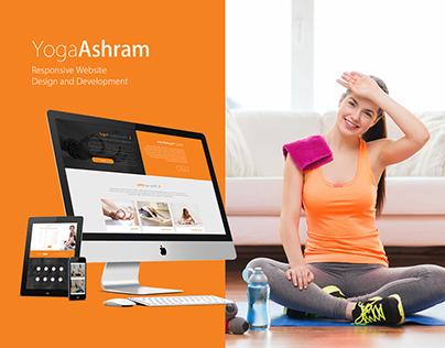 YogaAshram Website