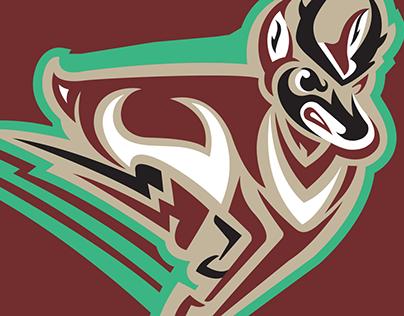 UTLD Renders Mascot Identity, University Sport Teams