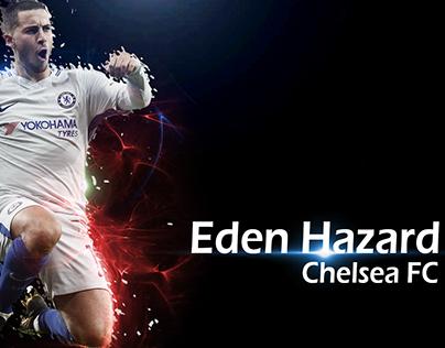 Eden_Hazard___Chelsea_by_designer_Ahmed Totti