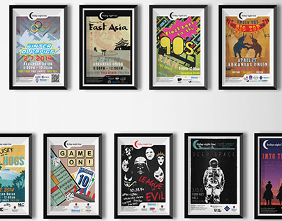 Friday Night Live Posters