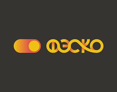 Matchmaking company logo concept