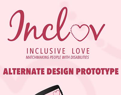 Inclov Alternate Design Prototype
