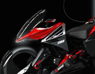 Honda - Maxi Scooter 2029