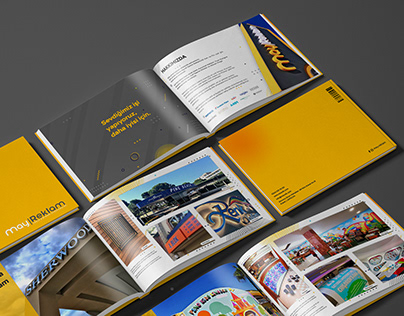 Mayrek Catalog Design