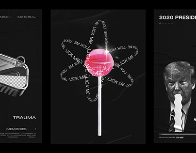 MOTION POSTER Coll. 01
