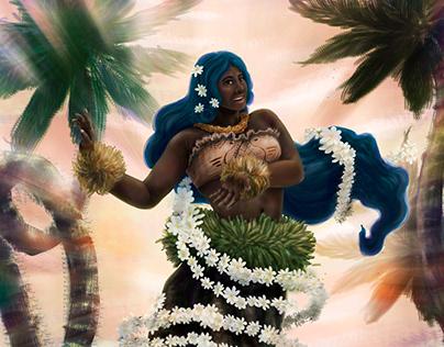 Deusa da natureza