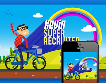 Super Recruiter | Landing Page