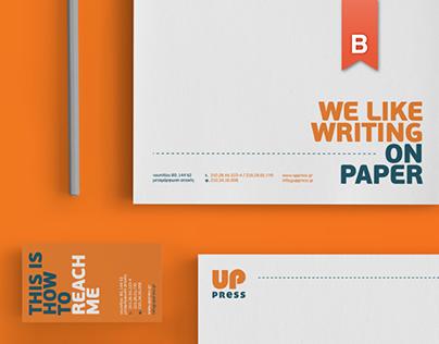 Uppress ▲ Branding