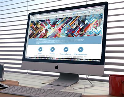 Galgano Formazione: website & stationery