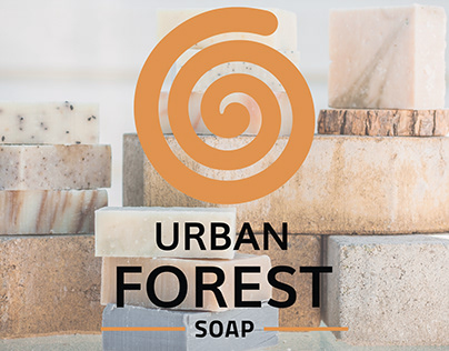 Urban Forest Soap | Brand Identity