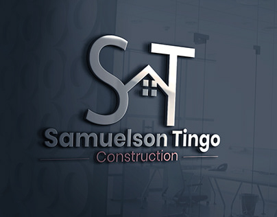 S+T Real Estate Logo Design