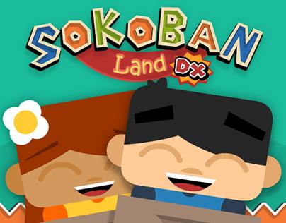 Sokoban Land DX (PC/Mobile Game)