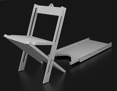 Foldy chair