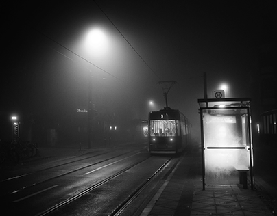 Naked City - Fog