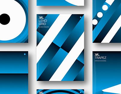 XAL Brochures – Editorial Design