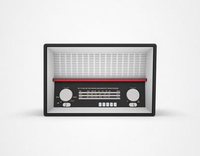R E T R O (RADIO)