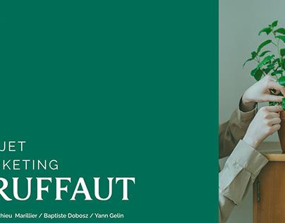 Création d'un service pour Truffaut® / Projet Marketing