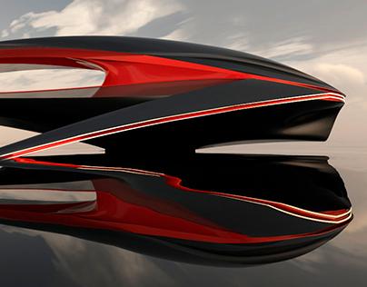 Squalo Alfa Yacht
