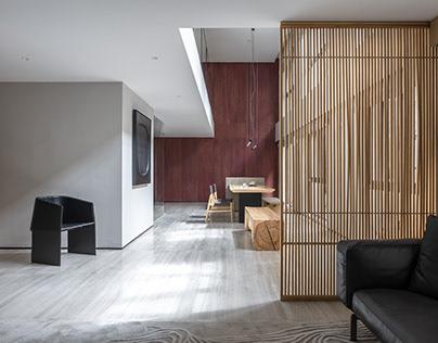 Waterfrom Design/ Zhongnan Model House in Xiamen