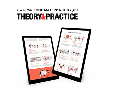 оформление материалов для Теории и Практики