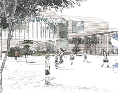 Hospice Design (Competition)