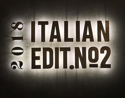 Italian Edition & Italian Edition №2