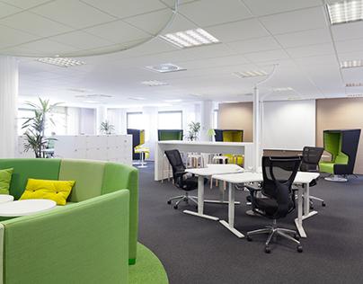 City of Espoo Mayor's collaborative new workspace