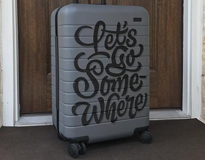 Let's Go Somewhere