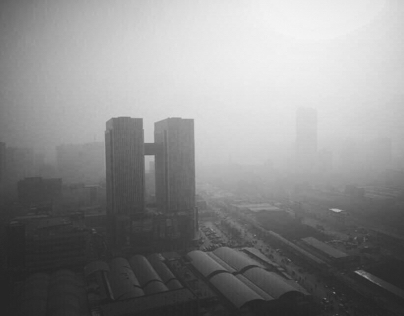 The City of Haze