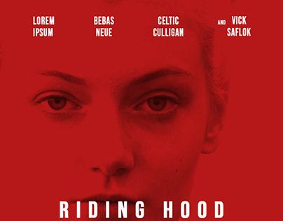 Riding Hood Movie Poster
