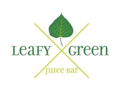 Leafy Greens Branding