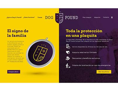 Dog Tag E-Commerce Website