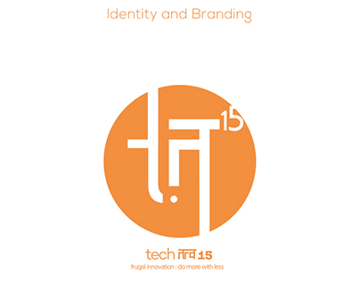 Branding for TechTatva '15, Techfest of MIT, Manipal