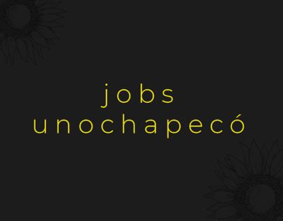 jobs unochapecó