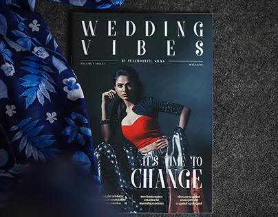 Pulimoottil Silks Wedding Magazine