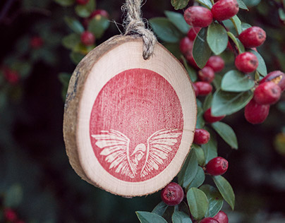 Jesse Tree Ornaments - 24 Designs/Illustrations