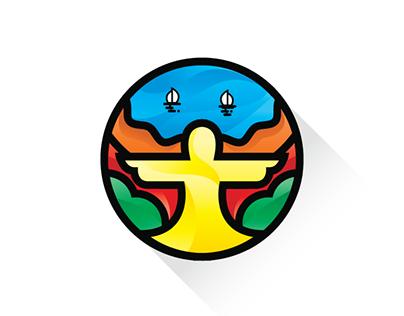 Rio Logo Icon Design