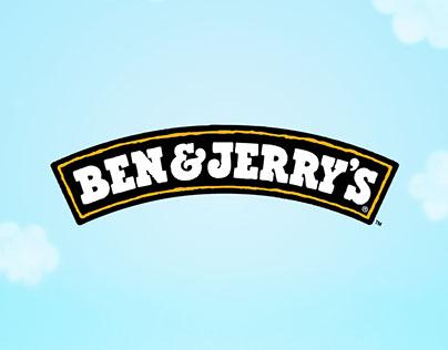 Ativações Ben & Jerry's