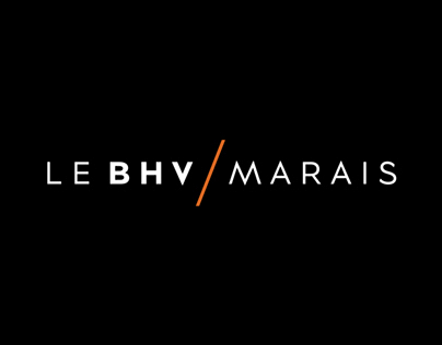 LE BHV / MARAIS | Branding For Slashers