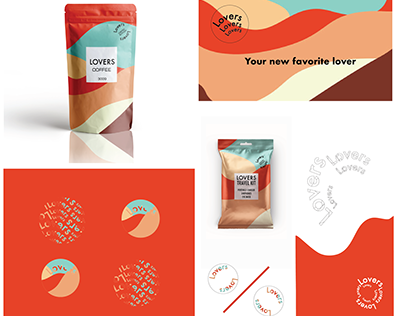 "Branding for ""Lovers"""