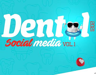 Dental Clinic - Social media vol1 2021