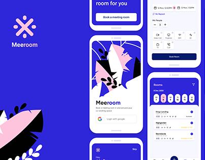 Meeroom - A meeting room Booking App
