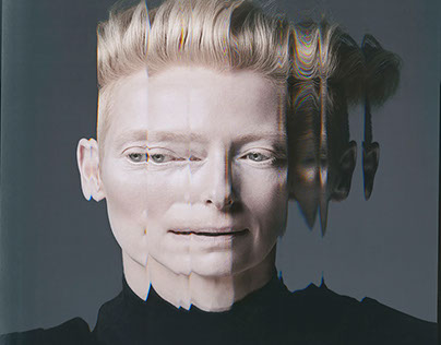 Tilda Swinton - OUT Magazine - Sølve Sundsbø
