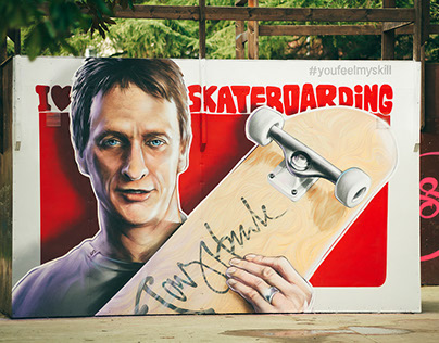 Tony Hawk/ Sochi, 2018.