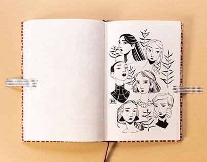 Dear Sketchbook /1